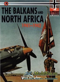 Blitzkrieg 4 - The Balkans and North Africa 1941-1942