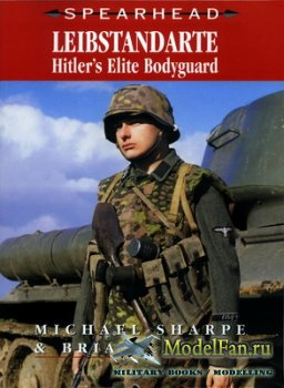 Spearhead 5 - Leibstandarte: Hitler's Elite Bodyguard