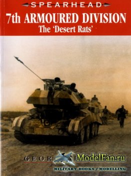 Spearhead 14 - 7th Armoured Division: The 'Desert Rats'