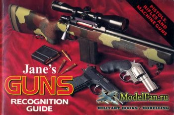 Jane's Guns Recognition Guide (Ian Hogg, Rob Adam)