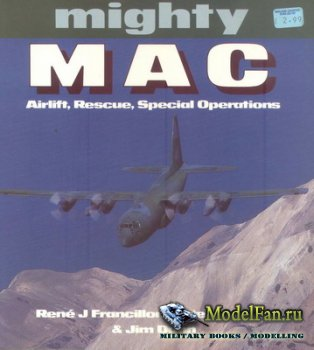 Osprey - Aerospace - Mighty MAC. Airlift, Rescue, Special Operations