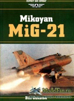 Osprey - Air Combat - Mykoyan MiG-21