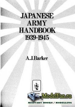 Japanese Army Handbook 1939-1945 (A.J. Barker)