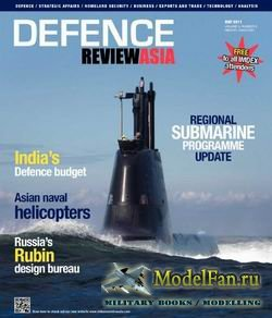 Defence Review Asia №3 (May) 2011
