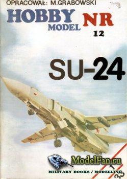 Hobby Model №12 - Su-24
