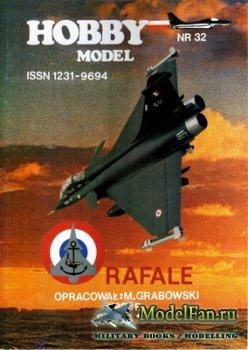 Hobby Model №32 - Rafale