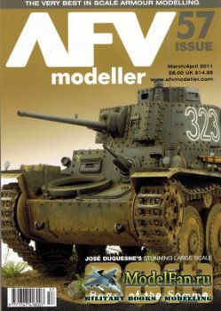 AFV Modeller - Issue 57 (March/April) 2011