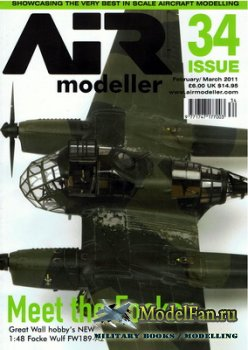 AIR Modeller - Issue 34 (February/March) 2011
