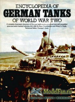 Encyclopedia of German Tanks of World War Two (Peter Chamberlain, Hilary L. ...