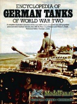 Encyclopedia of German Tanks of World War Two (Peter Chamberlain, Hilary L. ...
