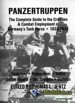 Schiffer Publishing - Panzertruppen (1): The Complete Guide to the Creation ...