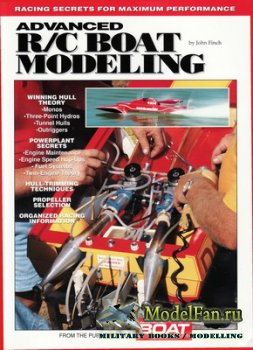 Advanced RC Boat Modelling (John Finch)