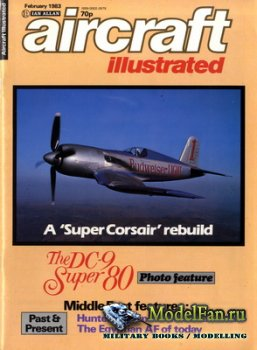 Aircraft Illustrated (February 1983)