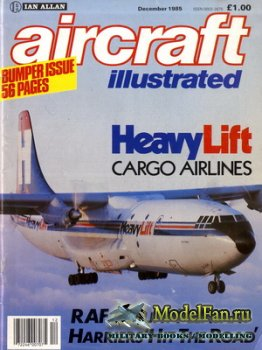 Aircraft Illustrated (December 1985)