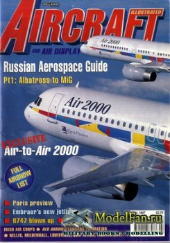 Aircraft Illustrated (July 1997)