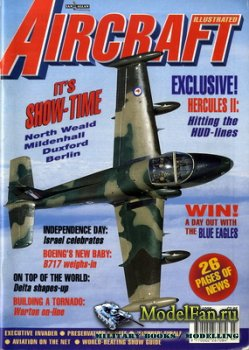 Aircraft Illustrated (July 1998)