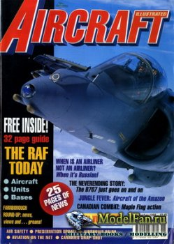 Aircraft Illustrated (November 1998)