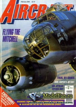 Aircraft Illustrated (February 2000)