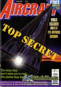 Aircraft Illustrated (March 2000)
