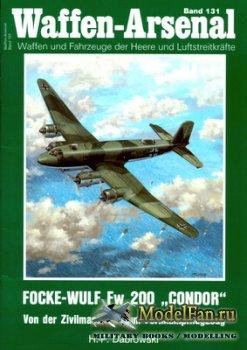 Waffen Arsenal - Band 131 - Focke Wulf Fw-200