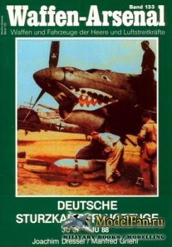 Waffen Arsenal - Band 133 - Deutsche Sturzkampfflugzeuge Ju 87, Ju 88