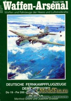 Waffen Arsenal - Band 139 - Deutsche Fernkampfflugzeuge der Luftwaffe - Do1 ...