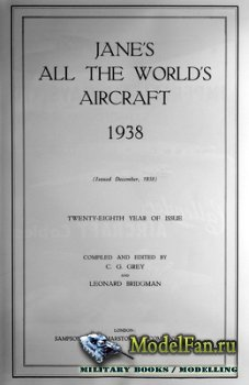 Jane's All the World's Aircraft 1938