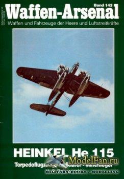 Waffen Arsenal - Band 143 - Heinkel He 115