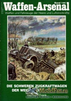 Waffen Arsenal - Band 144 - Die Schweren Zugkraftwagen der Wehrmacht 1934-1 ...