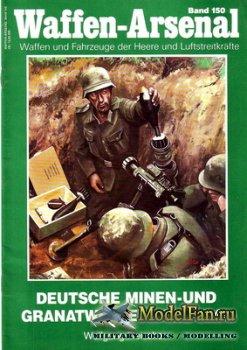 Waffen Arsenal - Band 150 - Deutsche Minen-und Granatwerfer 1914-1945