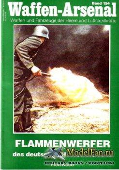 Waffen Arsenal - Band 154 - Flammenwerfer