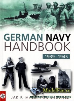 German Navy Handbook 1939-1945 (Jak Malmann Showell)