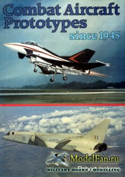Airlife - Combat Aircraft Prototypes since 1945