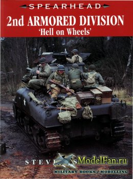 Spearhead 10 - 2nd Armored Division 'Hell on Wheels'