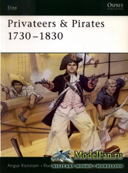 Osprey - Elite 74 - Privateers & Pirates 1730-1830