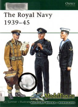 Osprey - Elite Series 79 - The Royal Navy 1939-1945