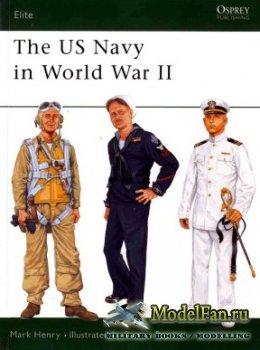 Osprey - Elite 80 - The US Navy in World War II