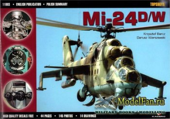 Kagero Topshots 3 - Mi-24 D/W
