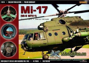 Kagero Topshots 14 - Mi-17 (Mi-8 MTV-1)