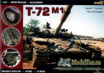 Kagero Topshots 19 - T-72 M1