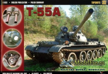 Kagero Topshots 33 - T-55A