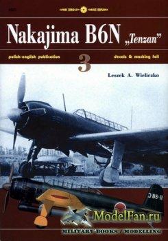 Kagero Slynne Samoloty 3 - Nakajima B6N