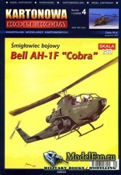 Kartonowa Kolekcia №4 1-2/2008 - Bell AH-1F