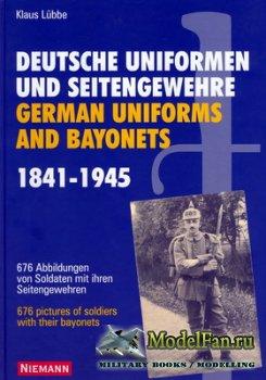 Deutsche Uniformen und Seitengewehre. German Uniforms and Bayonets 1841-194 ...