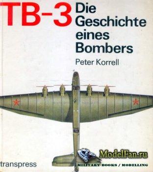 TB-3 Die Geschichte eines Bombers (Peter Korrell)