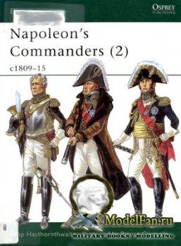Osprey - Elite 83 - Napoleon's Commanders (2) 1809-1815
