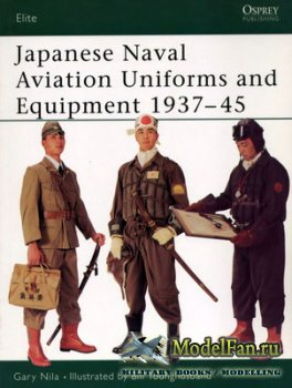 Osprey - Elite 86 - Japanese Naval Aviation Uniforms and Equipment 1937-194 ...