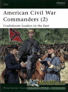 Osprey - Elite 88 - American Civil War Commanders (2) Confederate Leaders i ...
