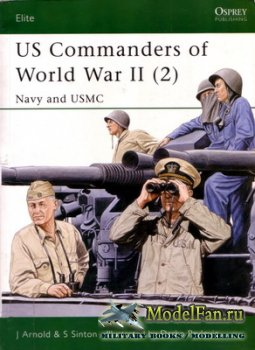 Osprey - Elite 87 - US Commanders of World War II (2) Navy and USMC