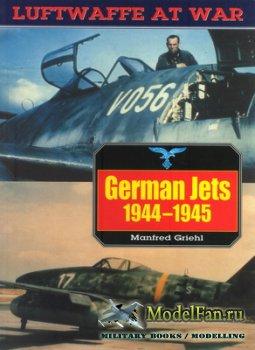 Luftwaffe at War 10 - German Jets 1944-1945